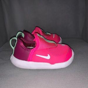 Baby girl nike shoes